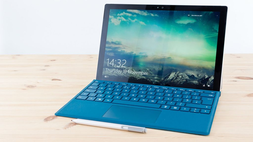 Surface Pro 4 (4GB) Review: Alex