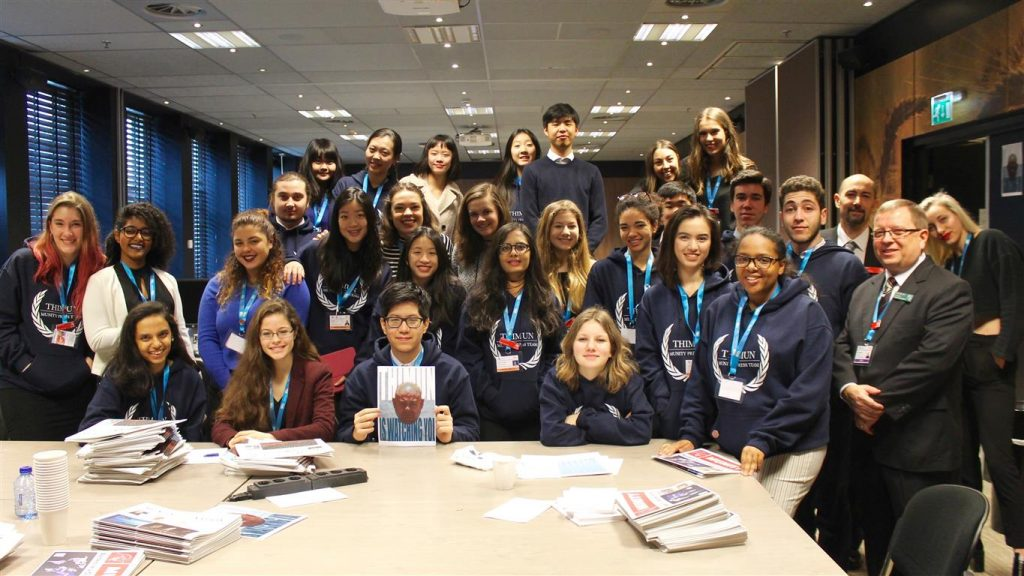 THIMUN: Access All Areas With The MUNITY Press Team