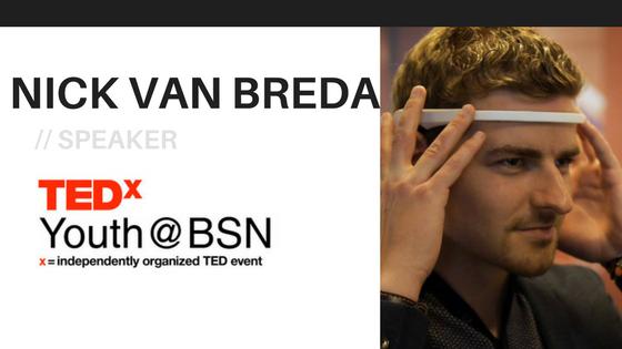 There's a Gamer in all of Us | Nick van Breda | TEDxYouth@BSN Speaker
