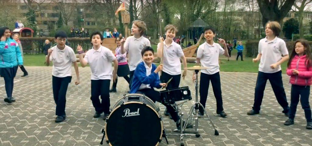 The Story Behind #BSNFeeling – The 2017 Performing Arts Week Video