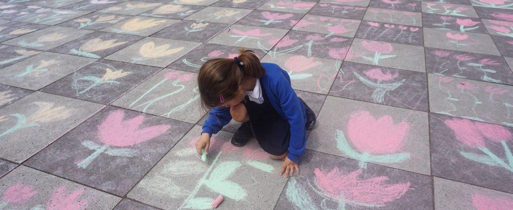 Chalk Art Challenge