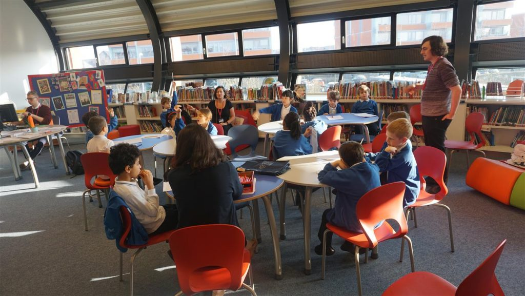 Questioning, Listening, Storytelling: sharing through poetry