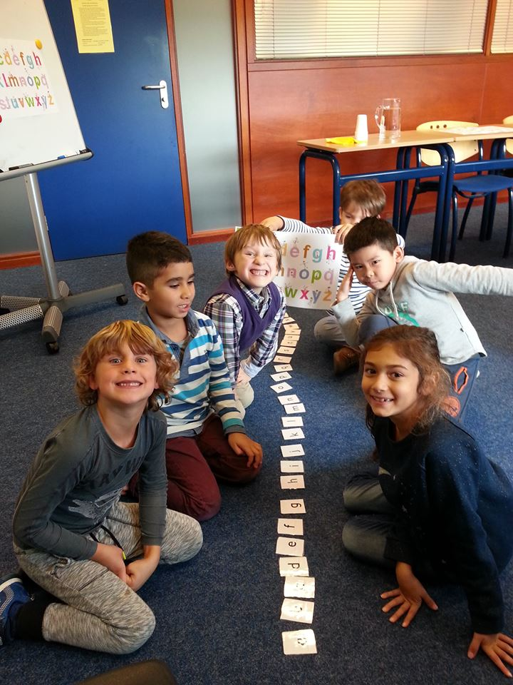 Young Starters at the BSN Language Centre