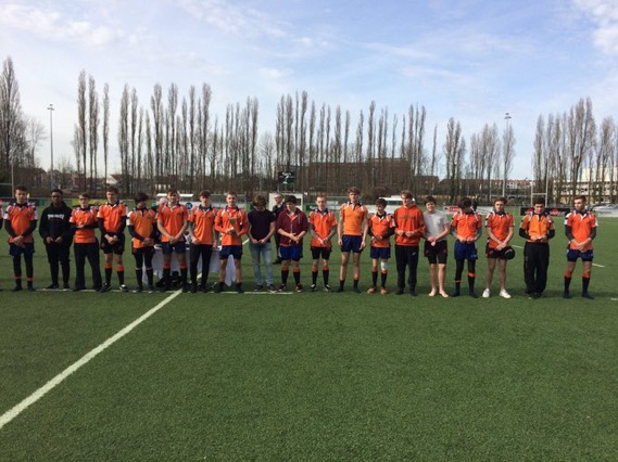 BSN rugby have a successful trip to Brussels