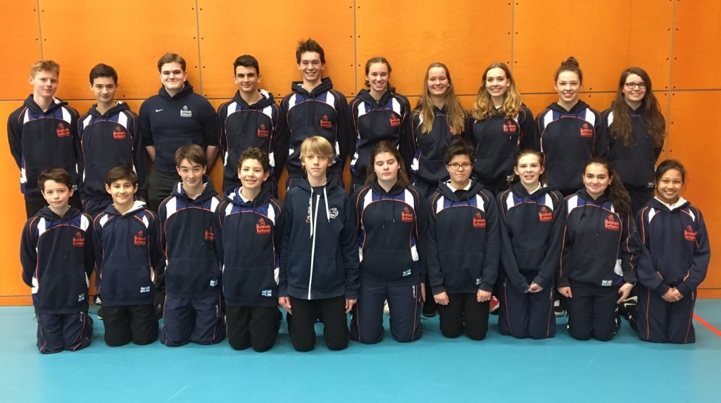 Swimmers Excel at Cobham