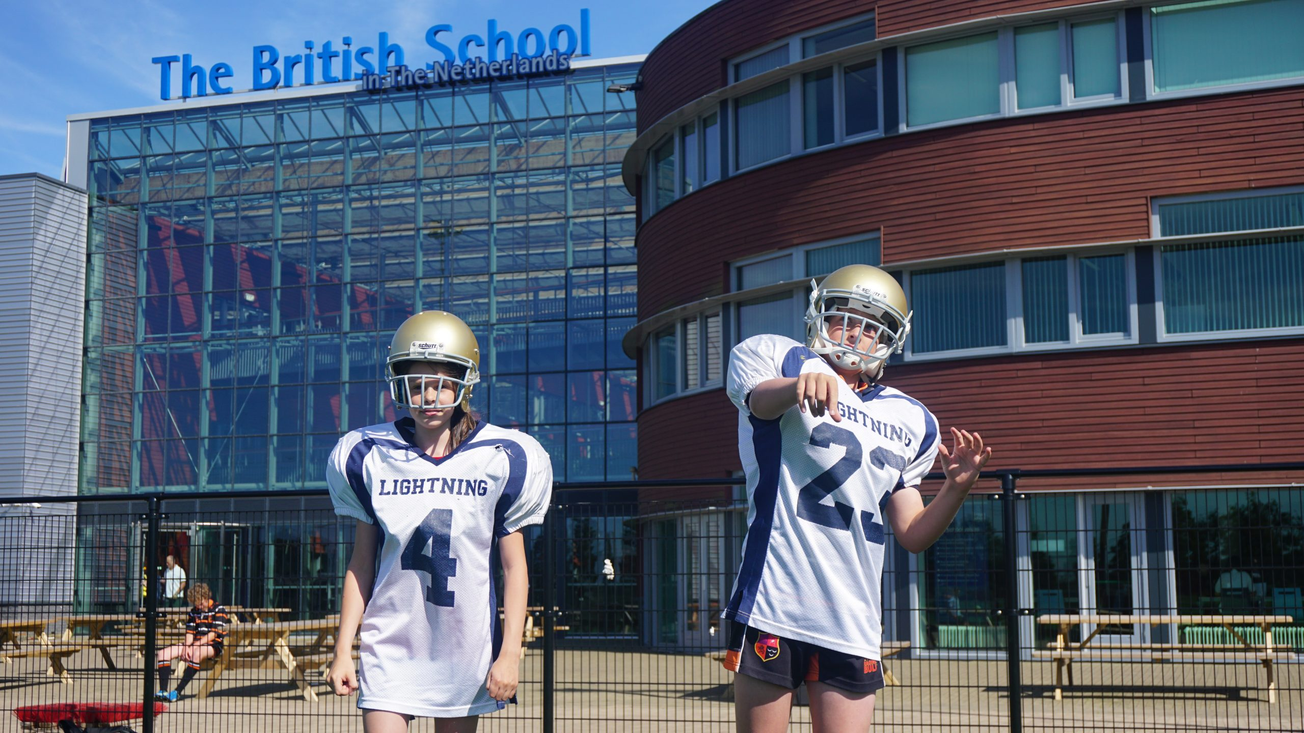 American Football comes to the BSN
