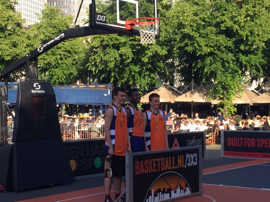 BSN Basketball success continues in The Hague