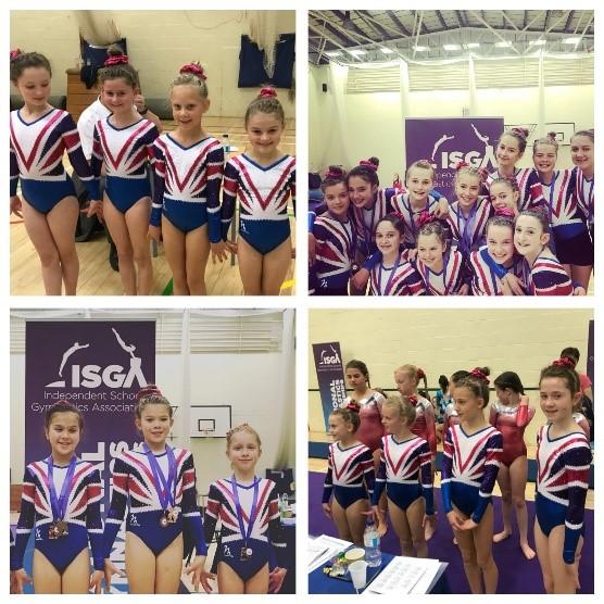 Fantastic performances at ISGA