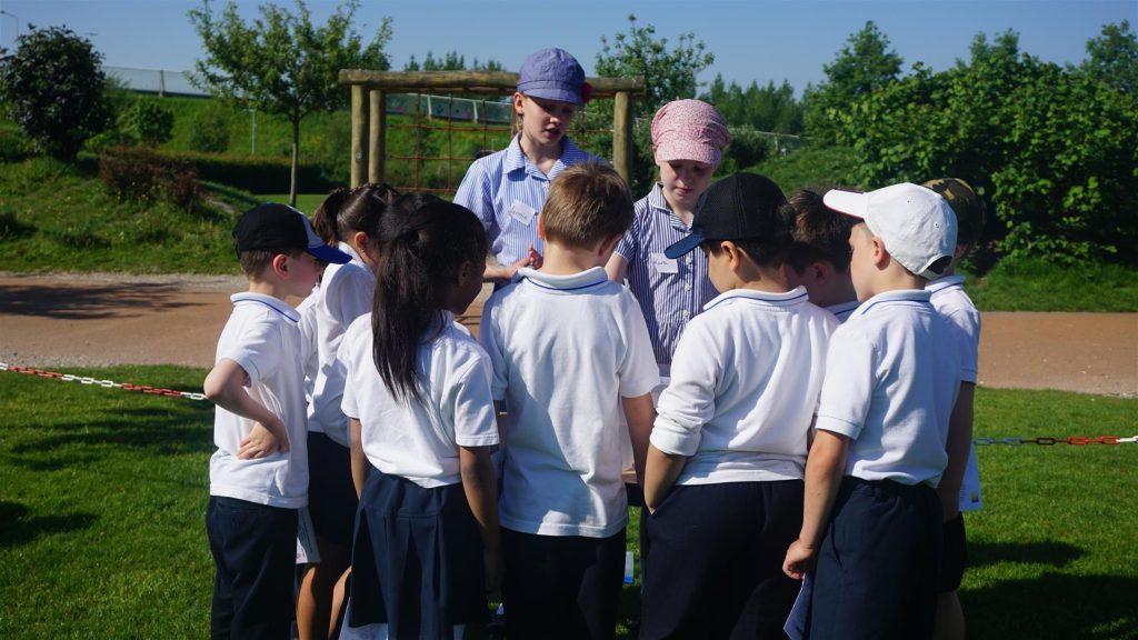 Science in the Sun: Cross-School Science Day