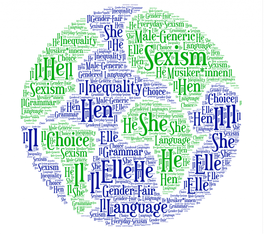 Sexism in Languages: How we are ignoring everyday Inequality