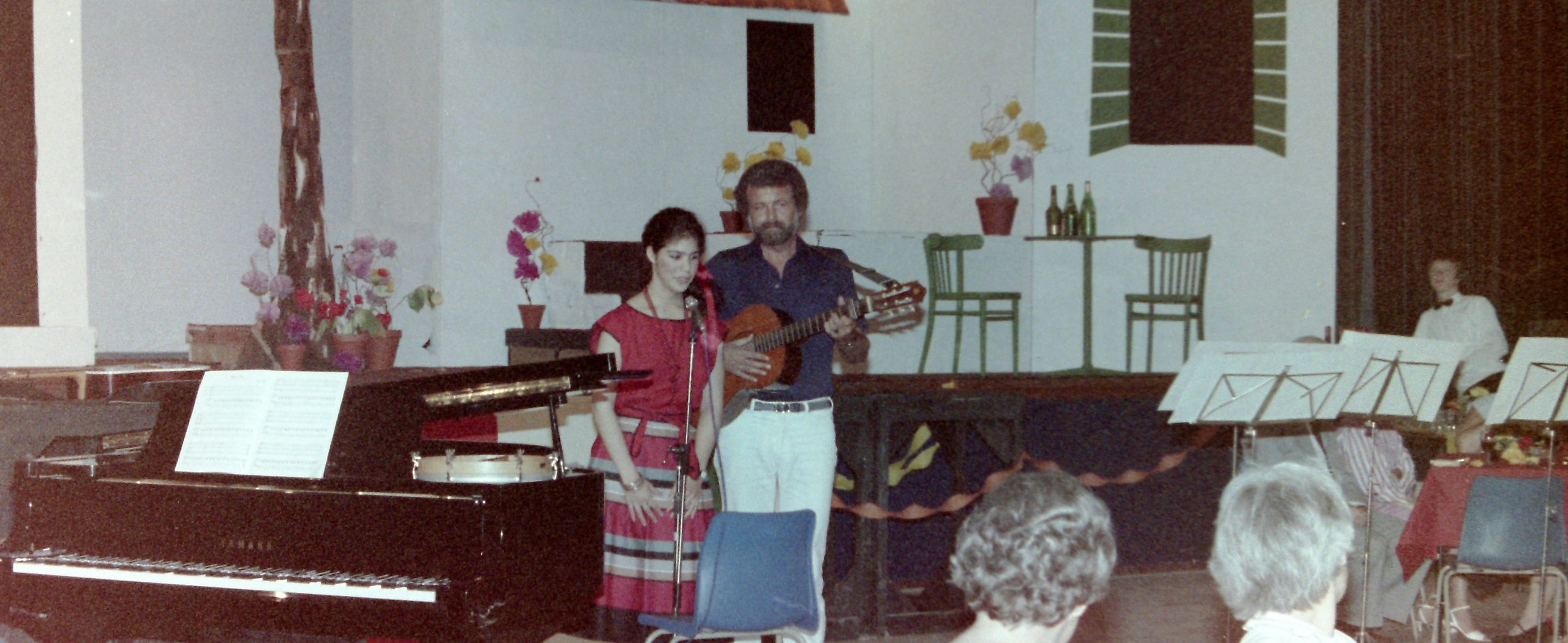 1984- Spanish Evening at SSV - BSN Alumni